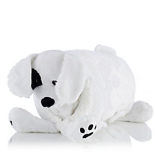 Cozee Home Animal Pillow with Blanket