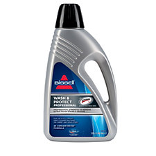 Bissell Wash & Protect Set of 2 x 1.5L Concentrated Cleaning Solution