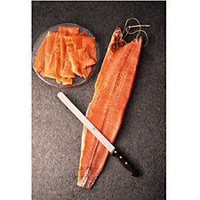 H Forman & Son 650g Side of Smoked Salmon