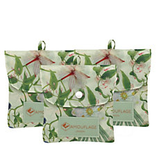 The Camouflage Company 3pk Large Foldaway Bags