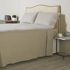 K by Kelly Hoppen Cashmere Blend Brushed Cotton 4 Piece Sheet Set
