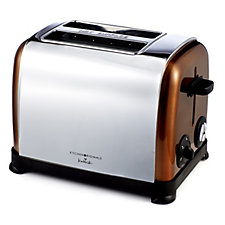 Kalorik Copper Accent Toaster