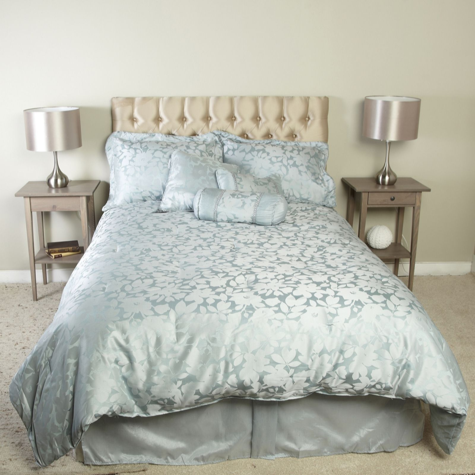 Bed In Abag With Sheets