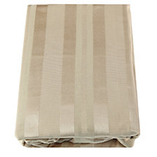 Sheridan Set of 2 Damask Taupe Continental Pillowcases