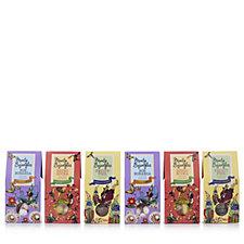 Monty Bojangles Set of 6 Sweet Shop Favourites