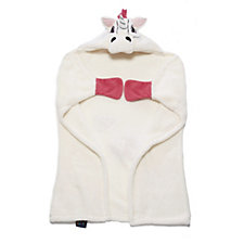 Cozee Home Cuddly Buddy Children's Hooded Blanket