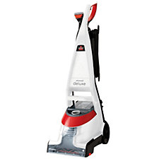 Bissell Deluxe Heat Wave Carpet Washer w/Upholstery Tool