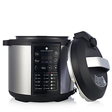 Cook's Essentials 6L Pressure Cooker