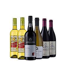 Laithwaite's Wine 6 Bottle Christmas Wine Mixed Case