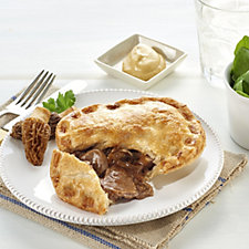 804257 - The Real Pie Company 15 Piece Hand Crafted Steak Pie Selection