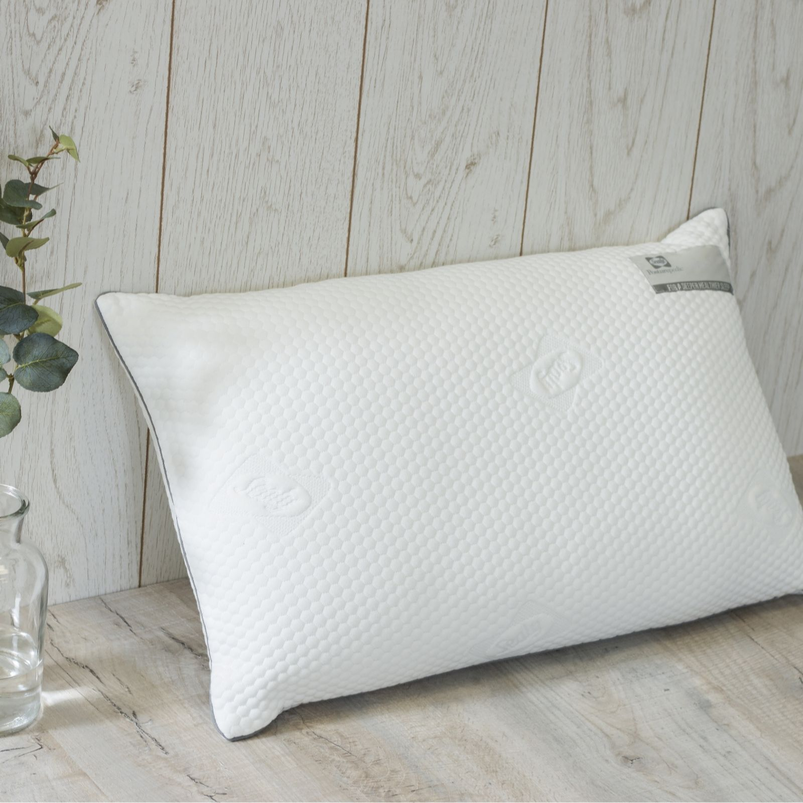 Sealy — Pillows — Bedding — Home & Kitchen - QVC UK