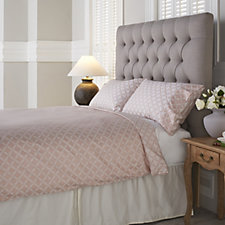 Northern Nights Marie Jacquard Cotton Reversible 3 Piece Duvet Set