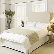 K by Kelly Hoppen Pintuck Quilted Bed Runner