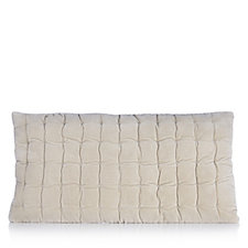 Kelly Hoppen Pintuck Cushion Cover 60x33cm