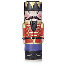 Lambertz 650g Nutcracker Tin Filled with German Gingerbread