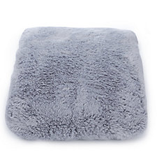 Cozee Home Frosted Tipped Fluffie Throw