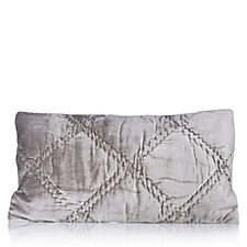 K by Kelly Hoppen Diamond Quilted Cushion Cover 60x33cm