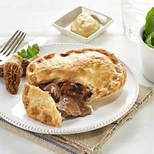 The Real Pie Company 6 Piece Hand Crafted Steak Taster Selection