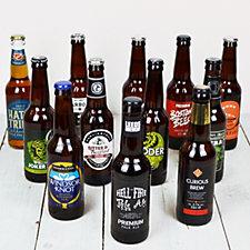 Best of British Beer 12 Piece England Scotland & Wales Craft Beers