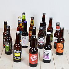 Best of British Beer 15 Piece England Scotland & Wales Craft Beers
