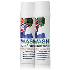 Set of 2 Wash-It Stain Remover Sticks In Lavender or Original Scent
