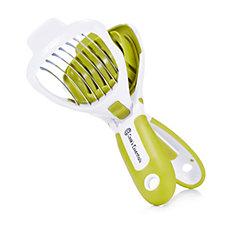 Cook's Essentials Soft Fruit and Vegetable Handheld Prep Slicer