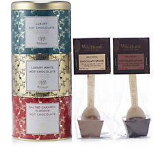 805769 - Whittard of Chelsea Luxury Festive Hot Chocolate Selection