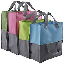 Lakeland 2 in 1 Trolley Bags
