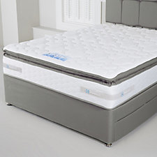 Sealy Posturepedic Advantage 660 Spring Zoned Memory Top Mattress