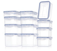 Lock & Lock 12 Piece Storage Set