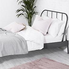 Northern Nights Coolest Comfort Cotton 4 Piece Duvet Set
