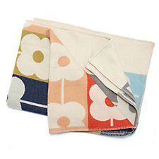 Orla Kiely Giant Abacus Lambswool Throw