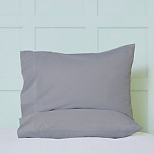 Northern Nights Pack of 2 Cotton Rich Housewife Pillowcases
