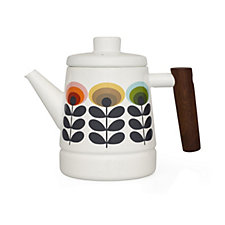 Orla Kiely Enamel Teapot