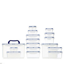 Lock & Lock 16 Piece Assorted Storage Set