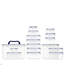 805775 - Lock & Lock 16 Piece Assorted Storage Set
