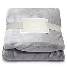 Cozee Home Footsie Blanket
