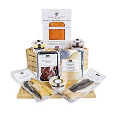 807576 - H Forman & Son 8 x Variety Smoked Fish Box