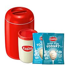 EasiYo Yoghurt Maker with 2x Sachet Starter Pack