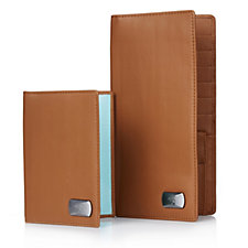 Amanda Lamb Leather Travel Document & Passport Holders