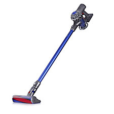 Dyson V6 Fluffy Cordless Vacuum Cleaner w/4 Piece Accessory Kit