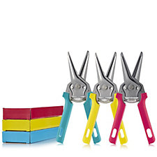 Kuhn Rikon Set of 3 Shears in a Gift Box