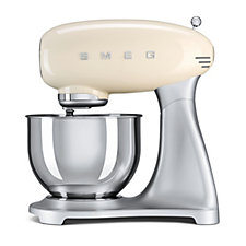 Smeg Stand Mixer & Stainless Steel Bowl
