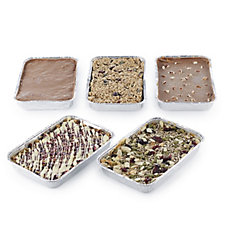 Heavenly Cakes 5 Piece Assorted Flapjack Selection