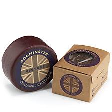 Godminster 400g Organic Cheddar & Fruitcake Pack