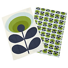 Orla Kiely Set of 2 Tea Towels