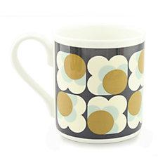 Orla Kiely Set of 4 Standard Mugs