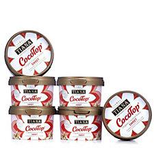 805985 - Tiana Fair Trade Organics 6 Piece CocoTop Coconut Snacks