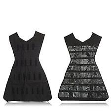Party Dress Design 2 Piece Jewellery Holder