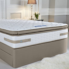 804986 - Sealy Posturepedic 660 Spring Geltex Pillow Top Mattress